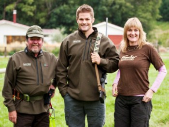 Guided Tahr hunt with Richie McCaw