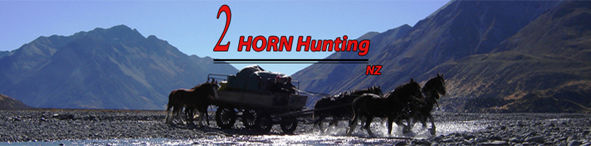 Guided Hunting by 2 Horn Hunting
